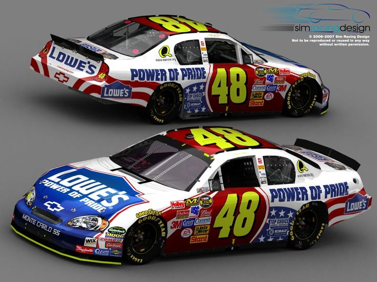 free jimmie johnson wallpaper Nascar   Jimmie Johnson 48 Pintere 736x552