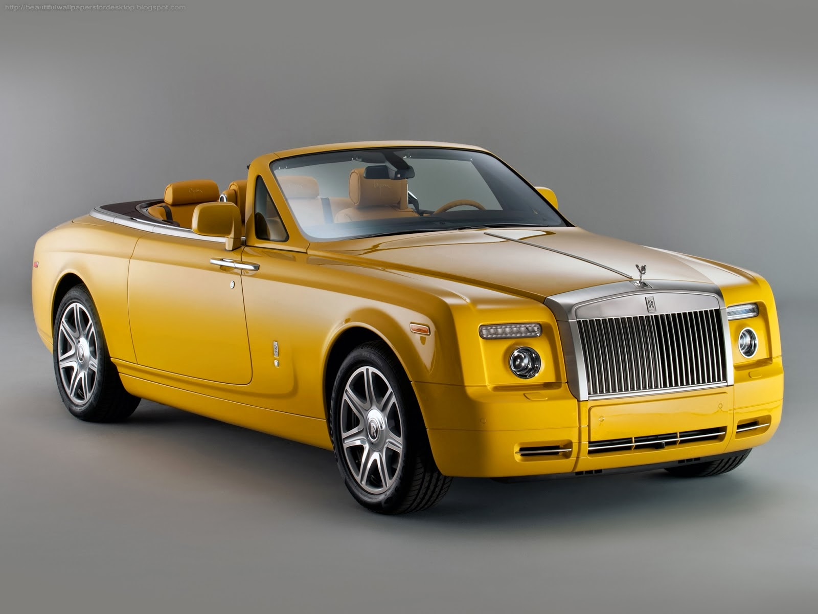 Beautiful Yellow Cars Wallpapers Desktop 1600x1200