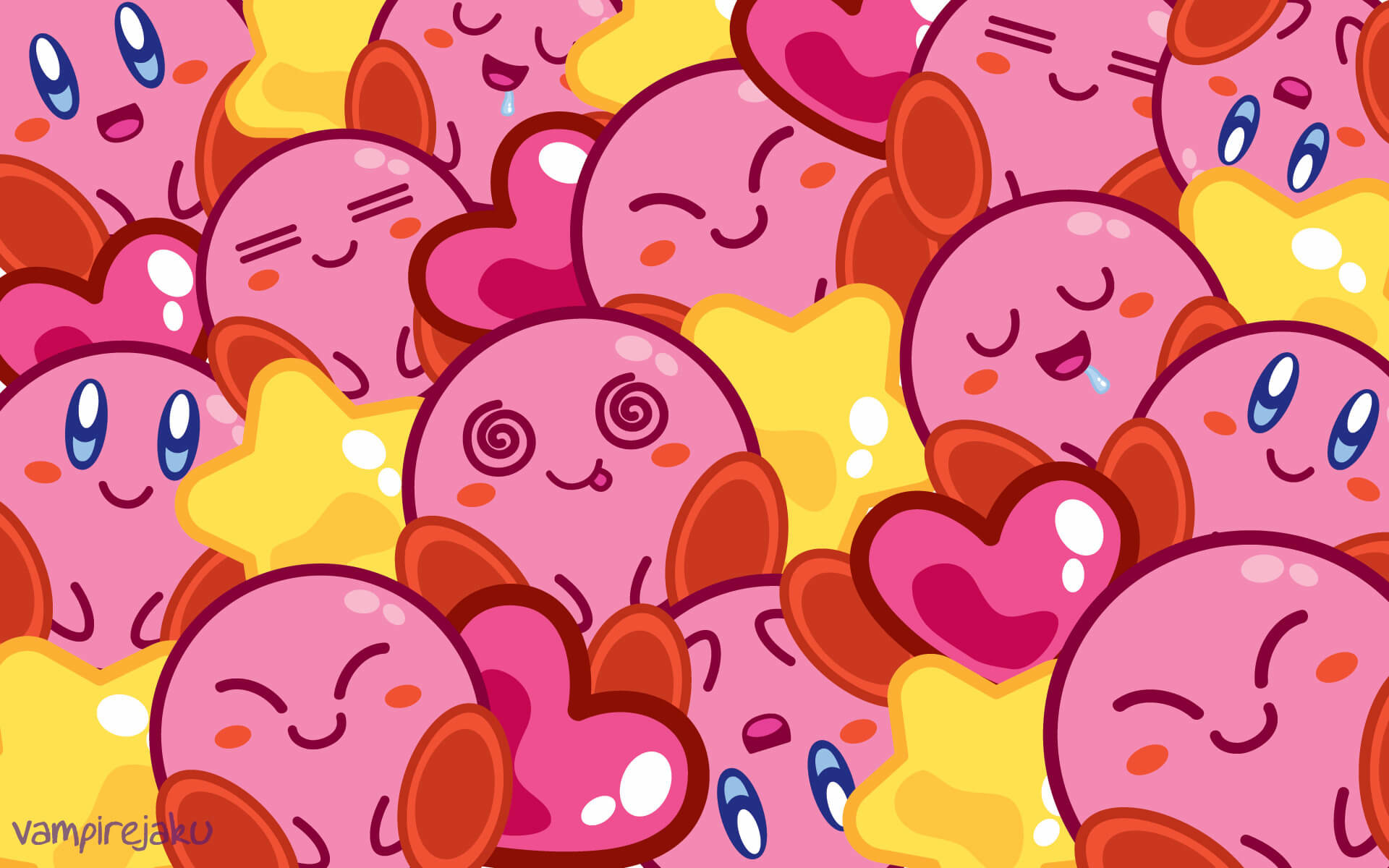 Cute Kirby Wallpaper 69 images 1920x1200