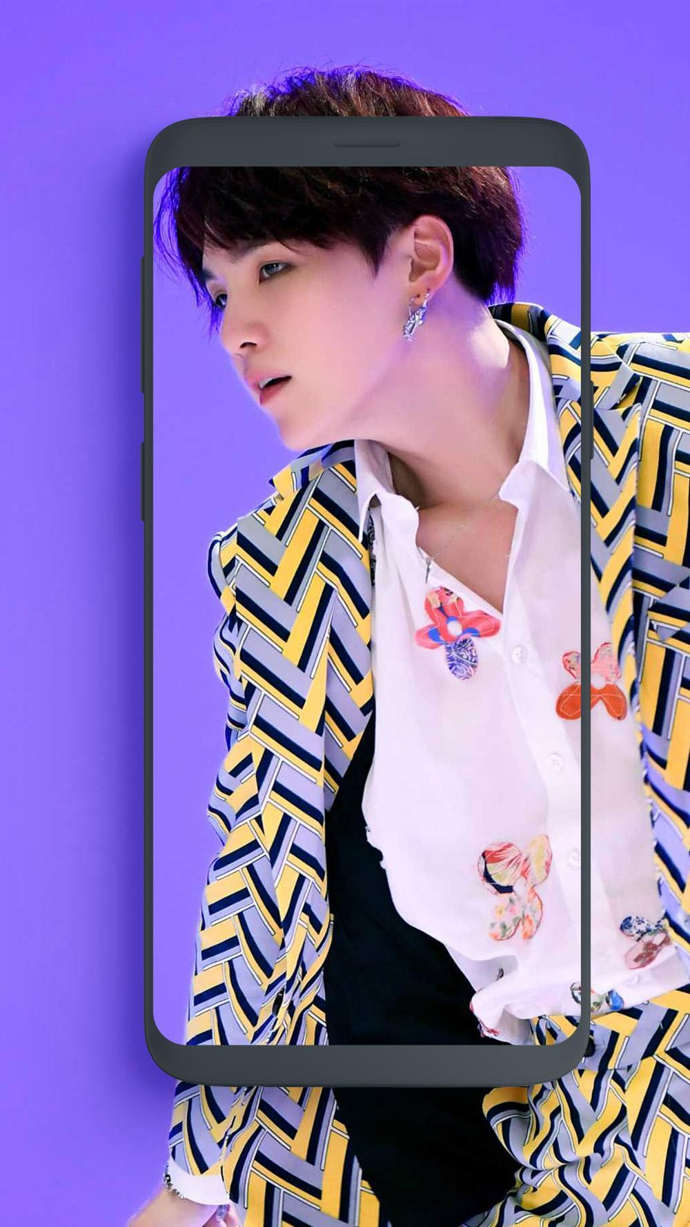BTS Suga Wallpaper Kpop HD New for Android   APK Download 1000x1777