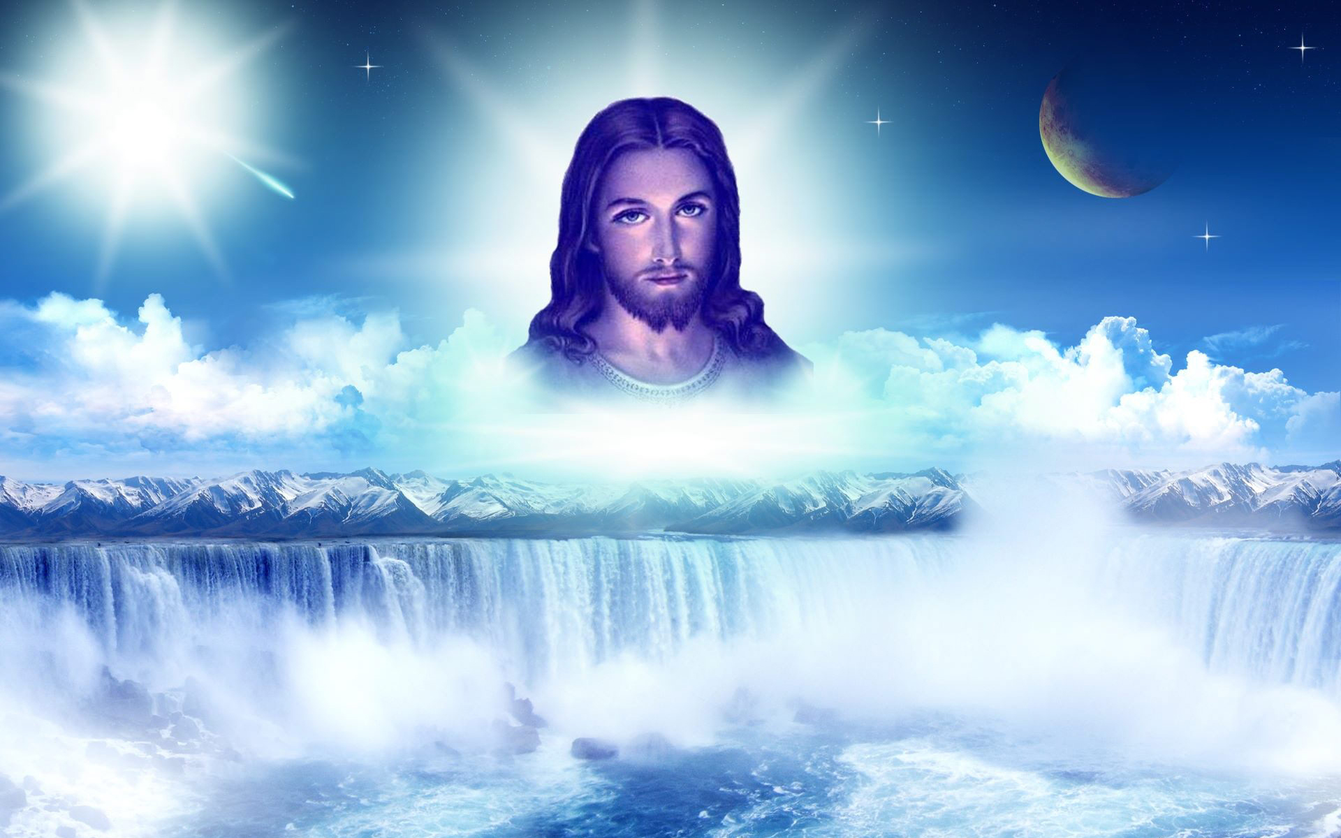 Beautiful Pictures Of Jesus Wallpaper - WallpaperSafari