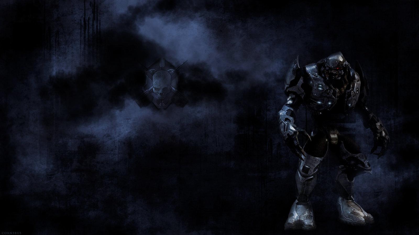 Halo Wars Elite wallpaper 107054 1600x900