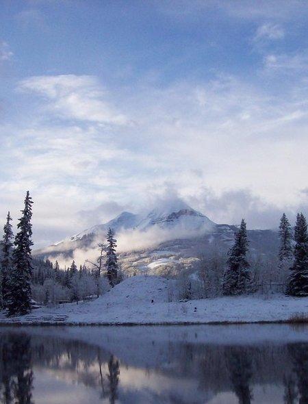 Winter in Colorado Wallpaper for Ainol Novo9 Spark 450x590