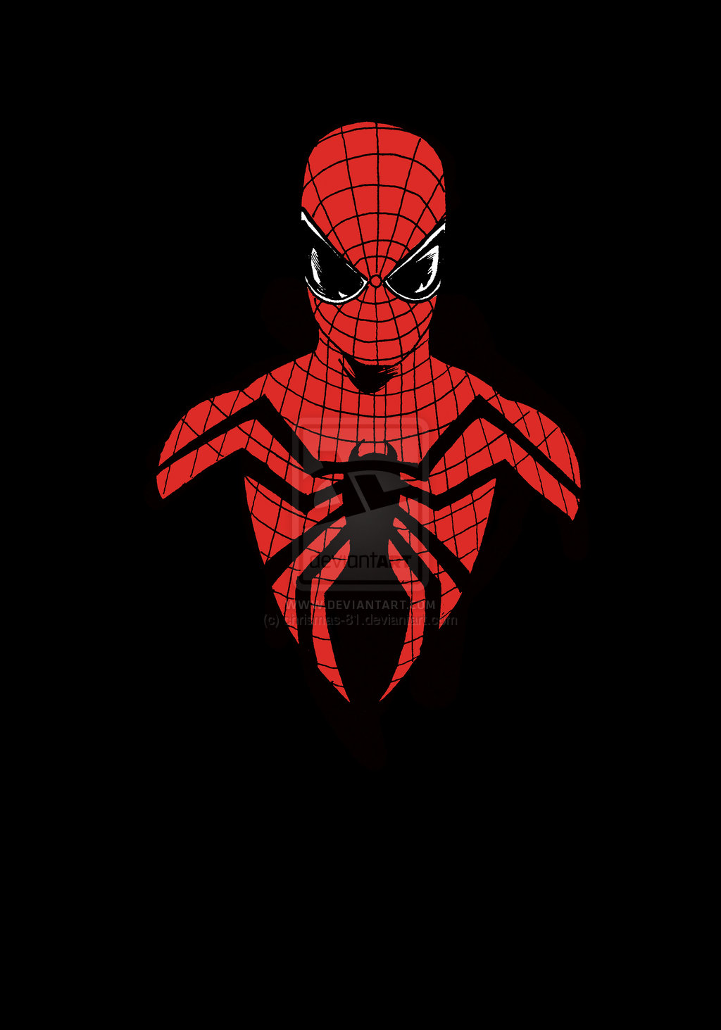 download Spiderman Logo Wallpaper Iphone 5 Spiderman logo 1024x1463