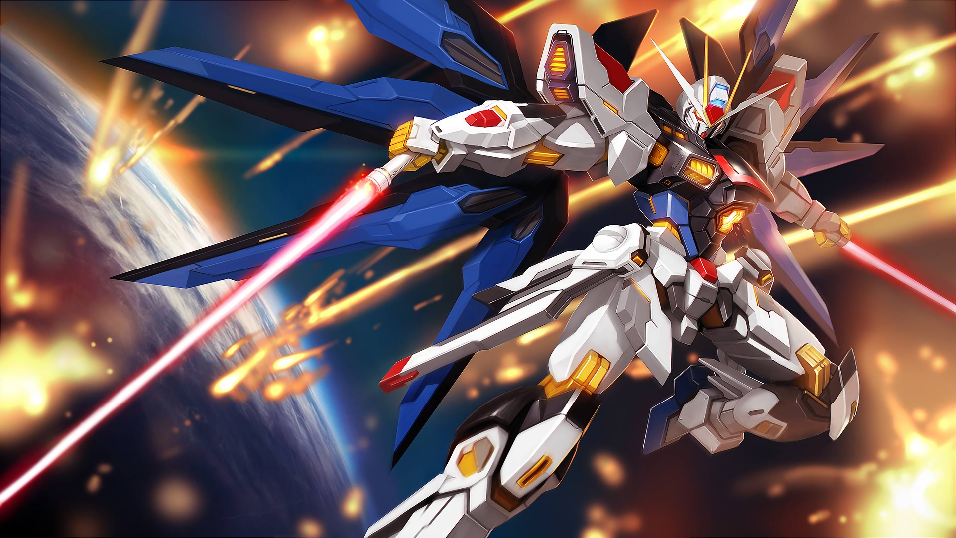 Mobile Suit Gundam Seed Destiny Computer Wallpapers 1920x1080