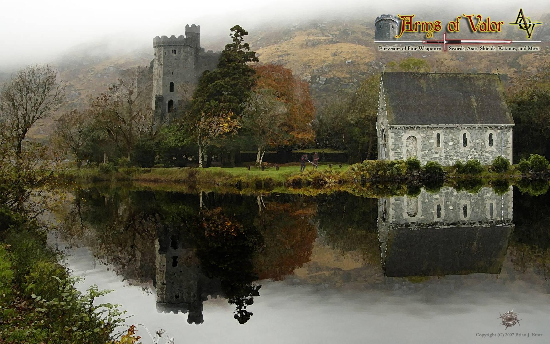 Irish castles wallpaper for pc wallpapersafari - Ireland background wallpaper ...