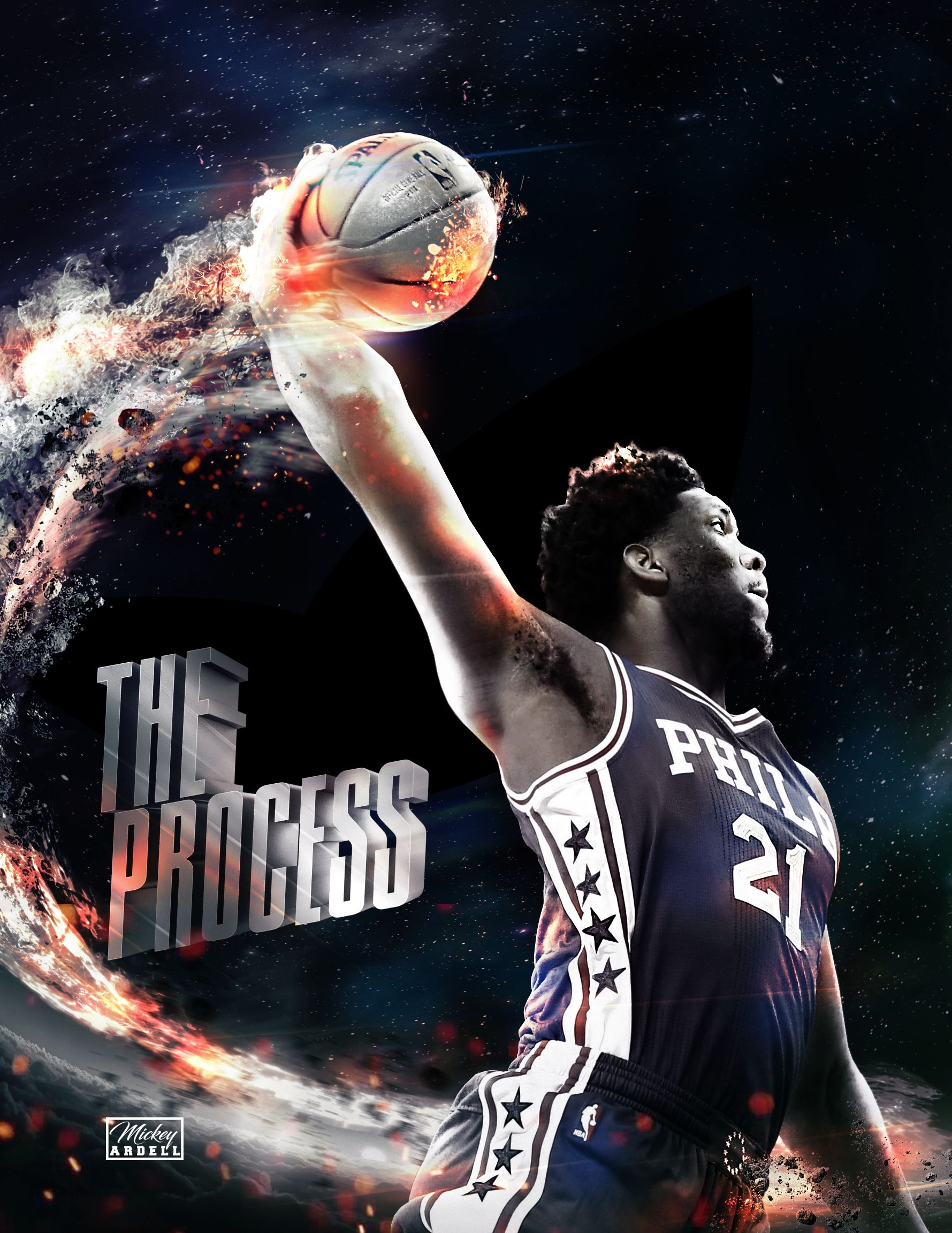31 Joel Embiid Wallpapers On Wallpapersafari
