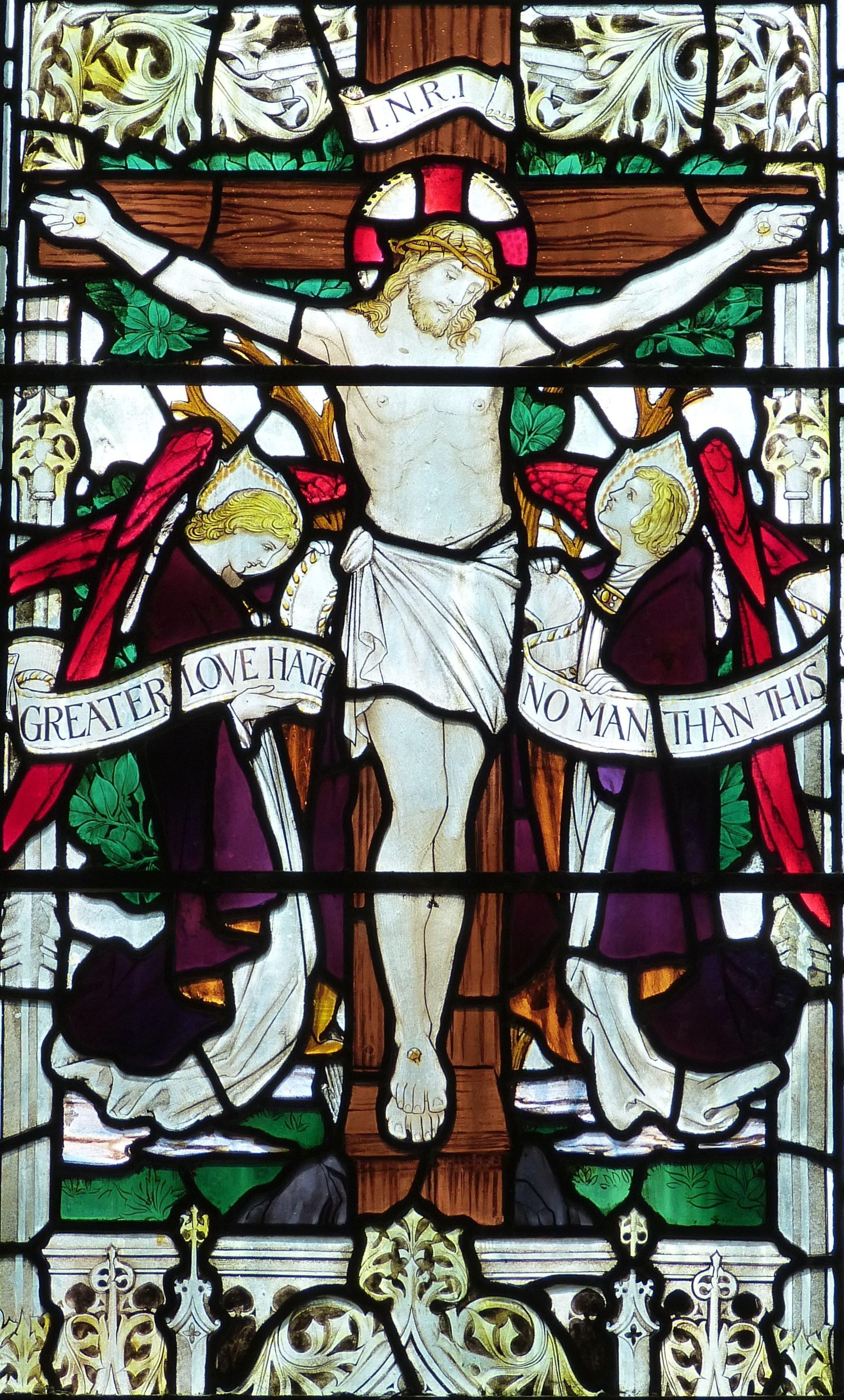 inri jesus christ painting image Peakpx 1981x3285