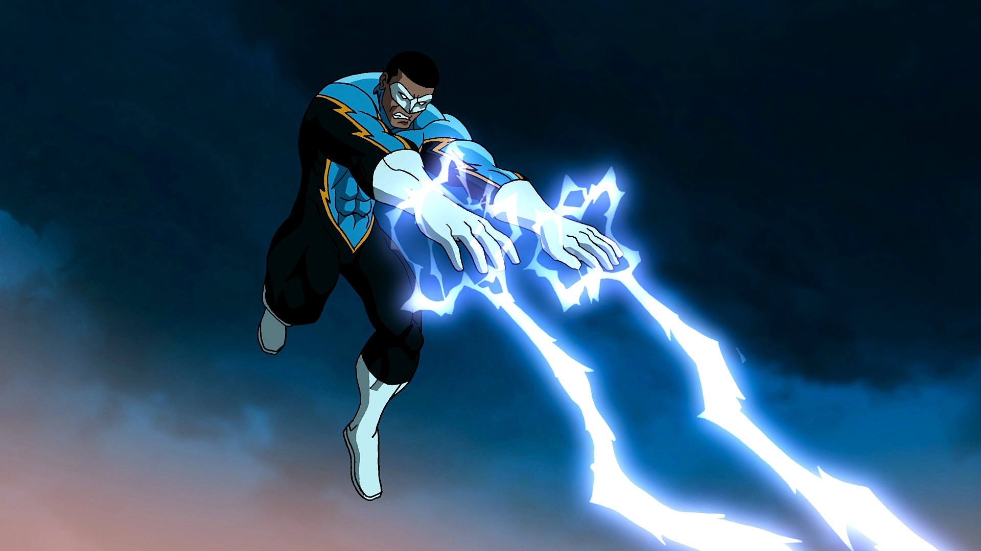 LeVar Burton Talks About Voicing Black Lightning In Public Enemies 1920x1080