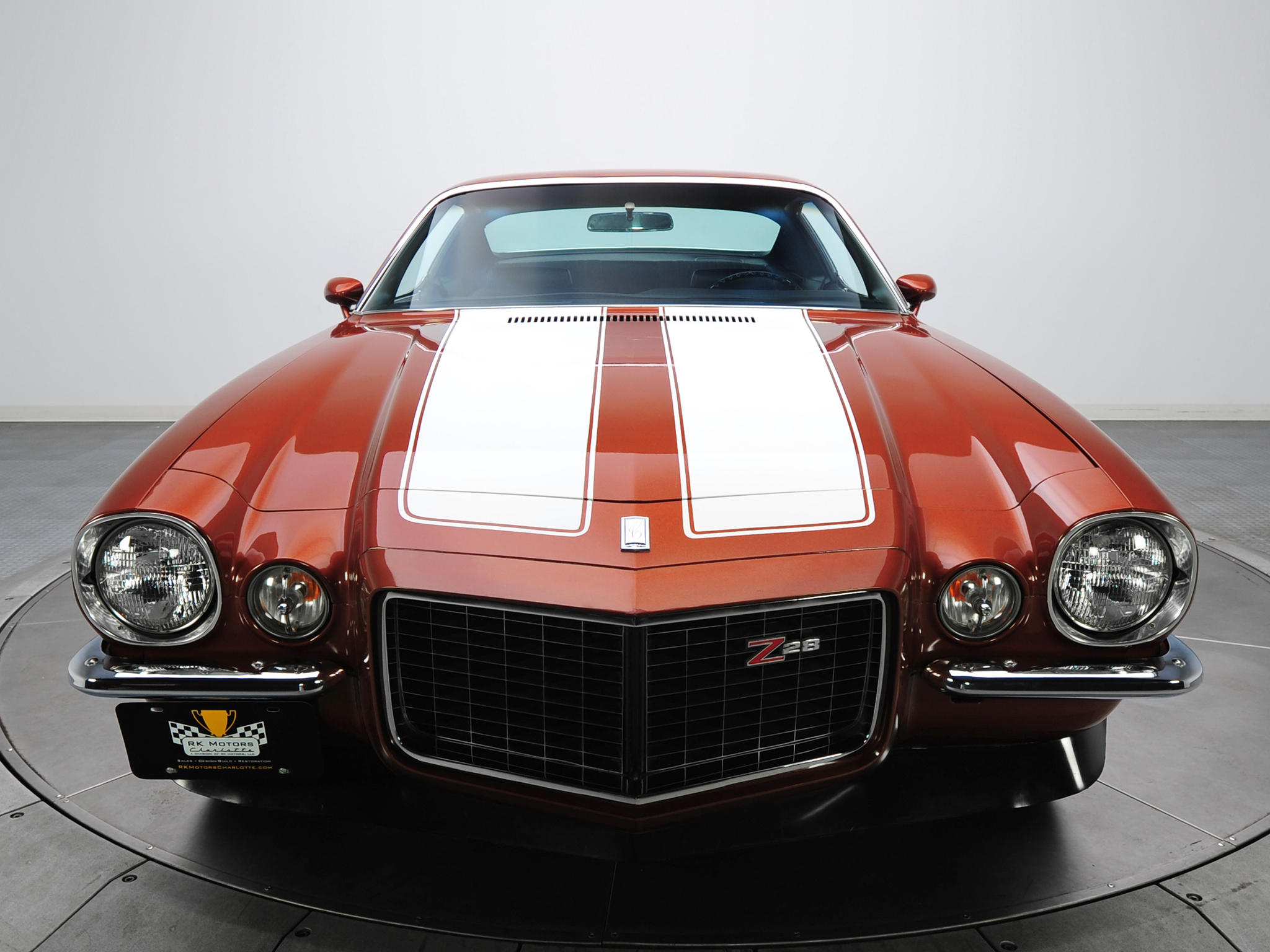 Chevrolet Wallpapers Chevrolet Camaro Z28 RS 1970 Wallpapers 2048x1536