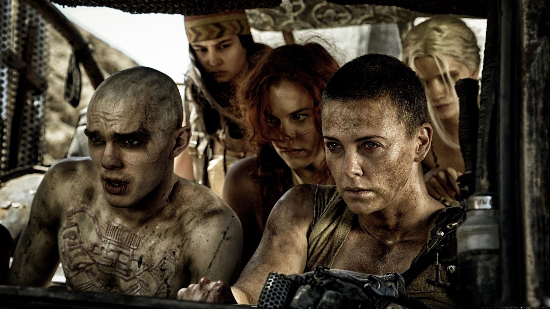 Mad Max Fury Road Teaser 2015 HD Wallpaper   Stylish HD Wallpapers 1920x1080