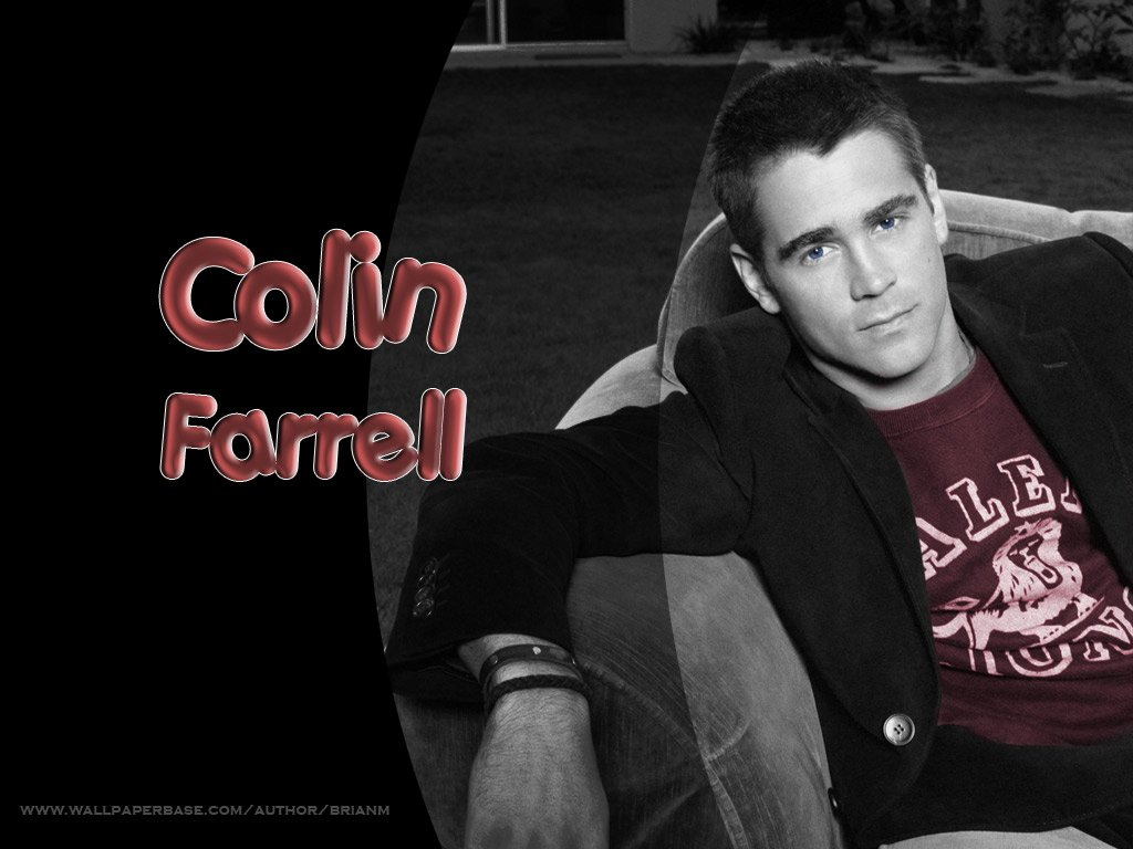 Colin farrell Wallpaper colin farrell 16jpg 1024x768
