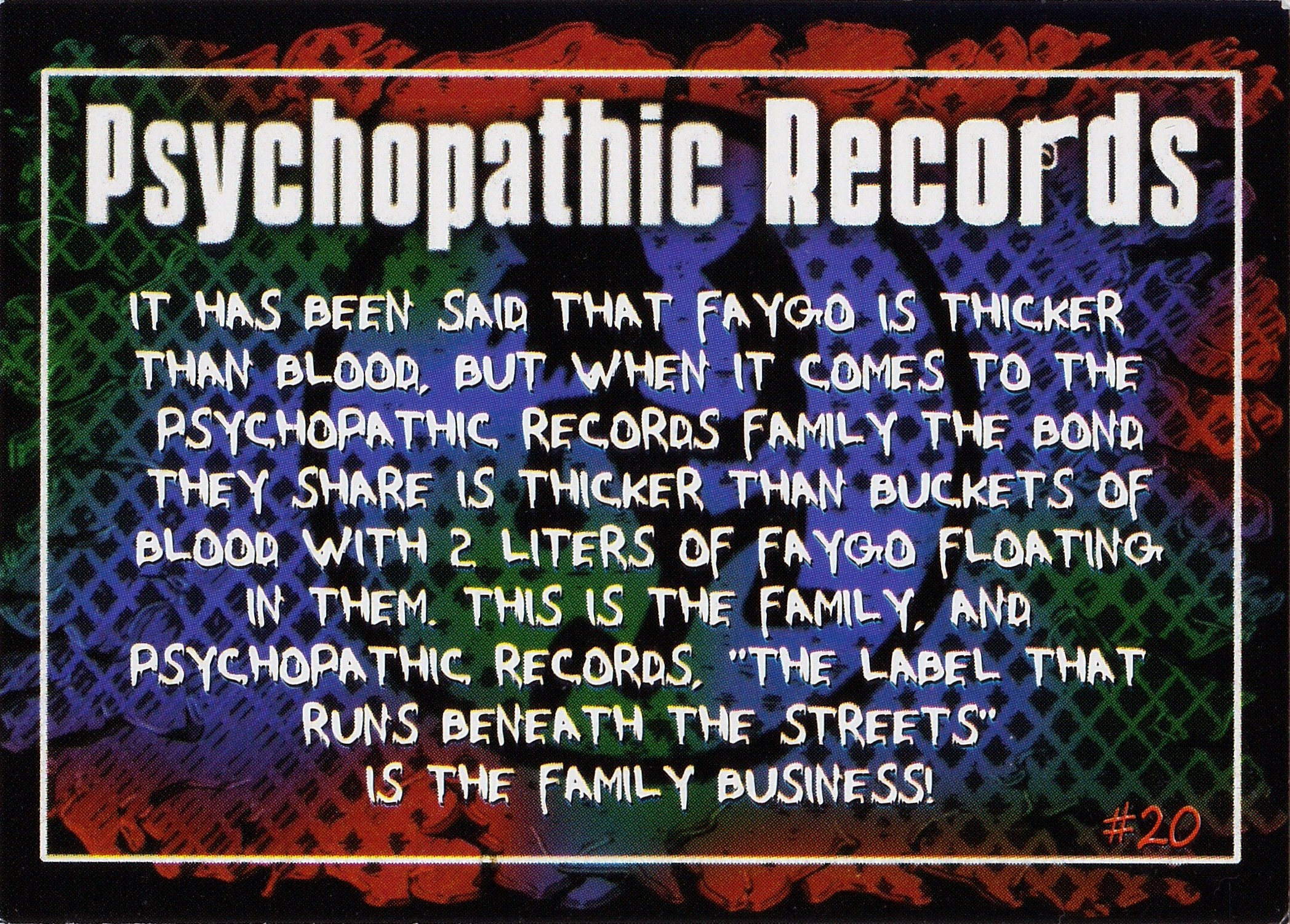 Psychopathic Records Wallpaper Pictures 2096x1502