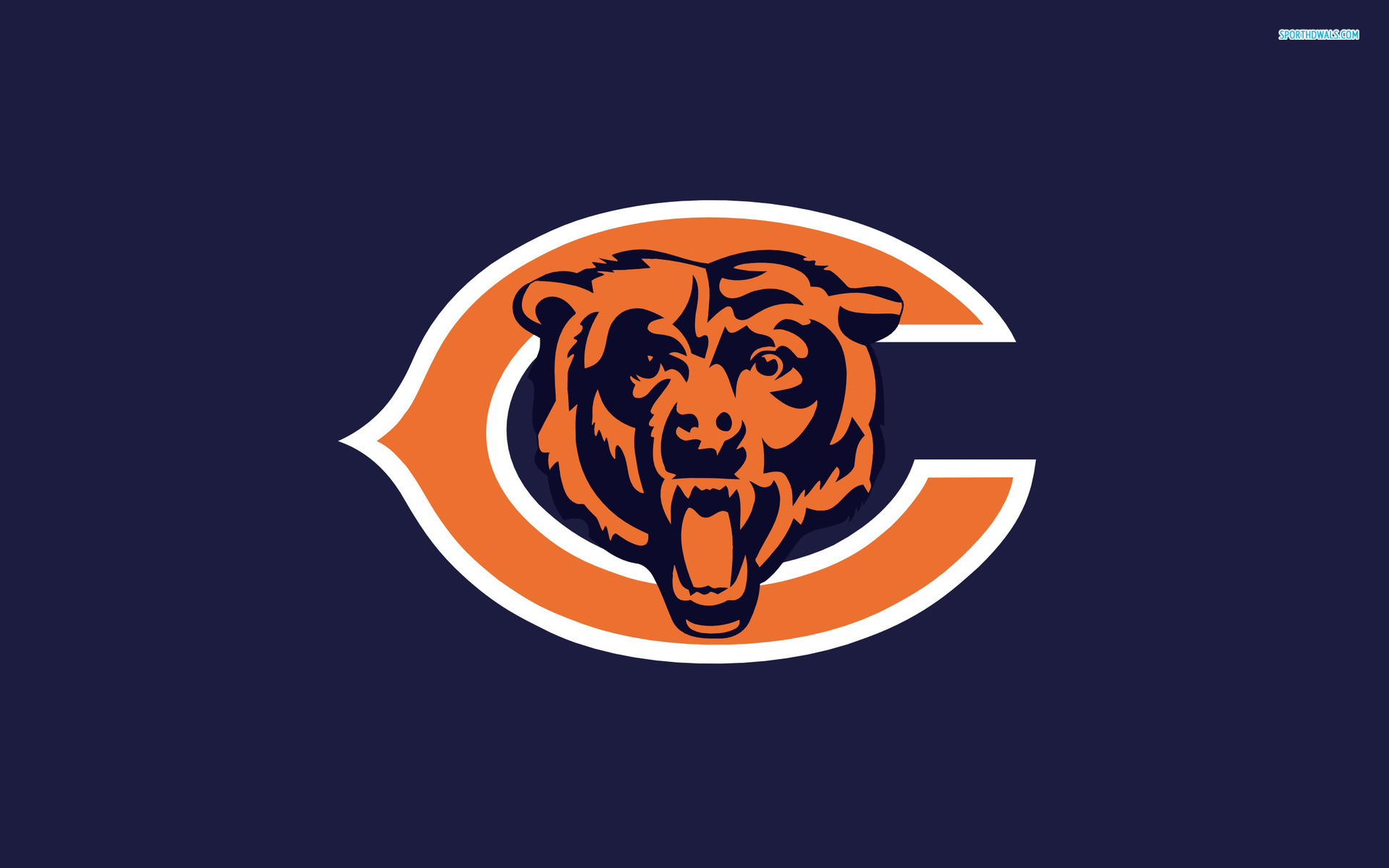 Chicago Bears wallpaper HD desktop wallpaper Chicago Bears 1920x1200