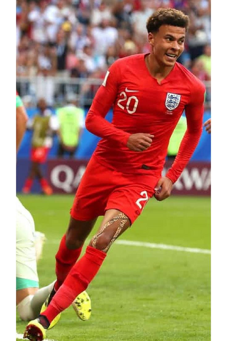 20180707 Sweden 0 2 England   Dele Alli Photo Credit Clive Rose 735x1102