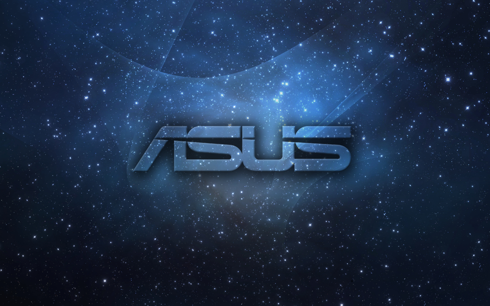 Asus Wallpaper Blue wallpaper wallpaper hd background desktop 1680x1050