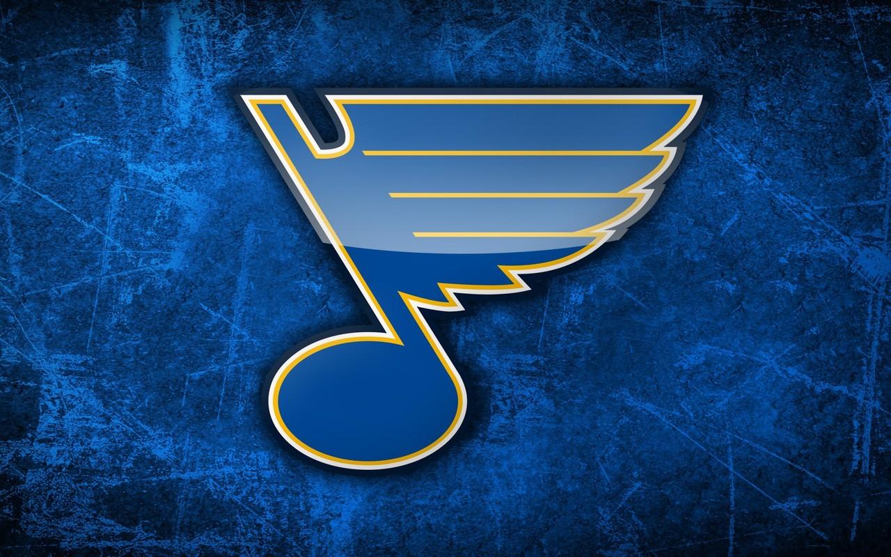 St Louis Blues logo wallpaper 40228 1280x800