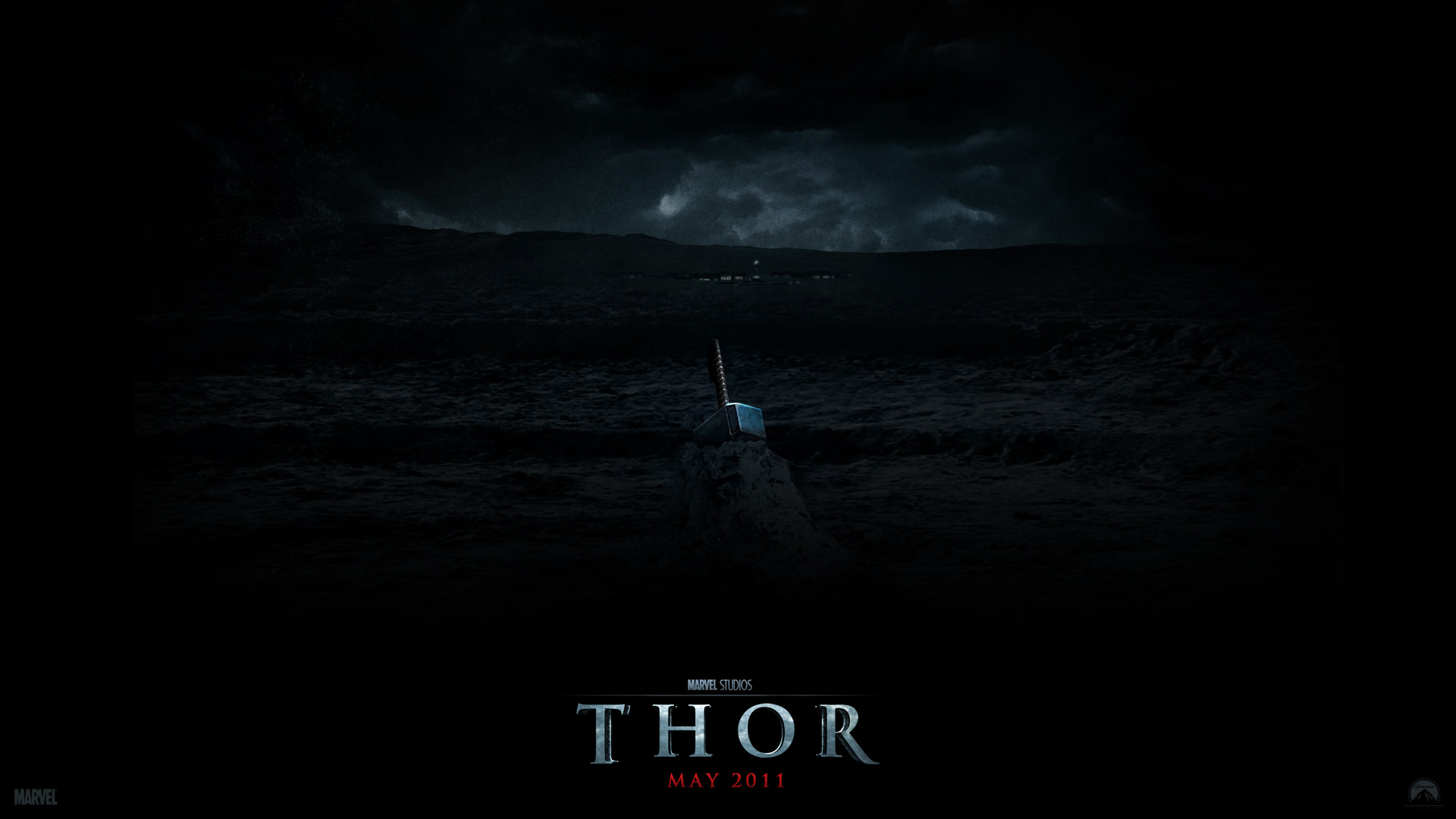 3d Thor Movie Hammer Wallpapers Hd: Thor IPhone Wallpaper