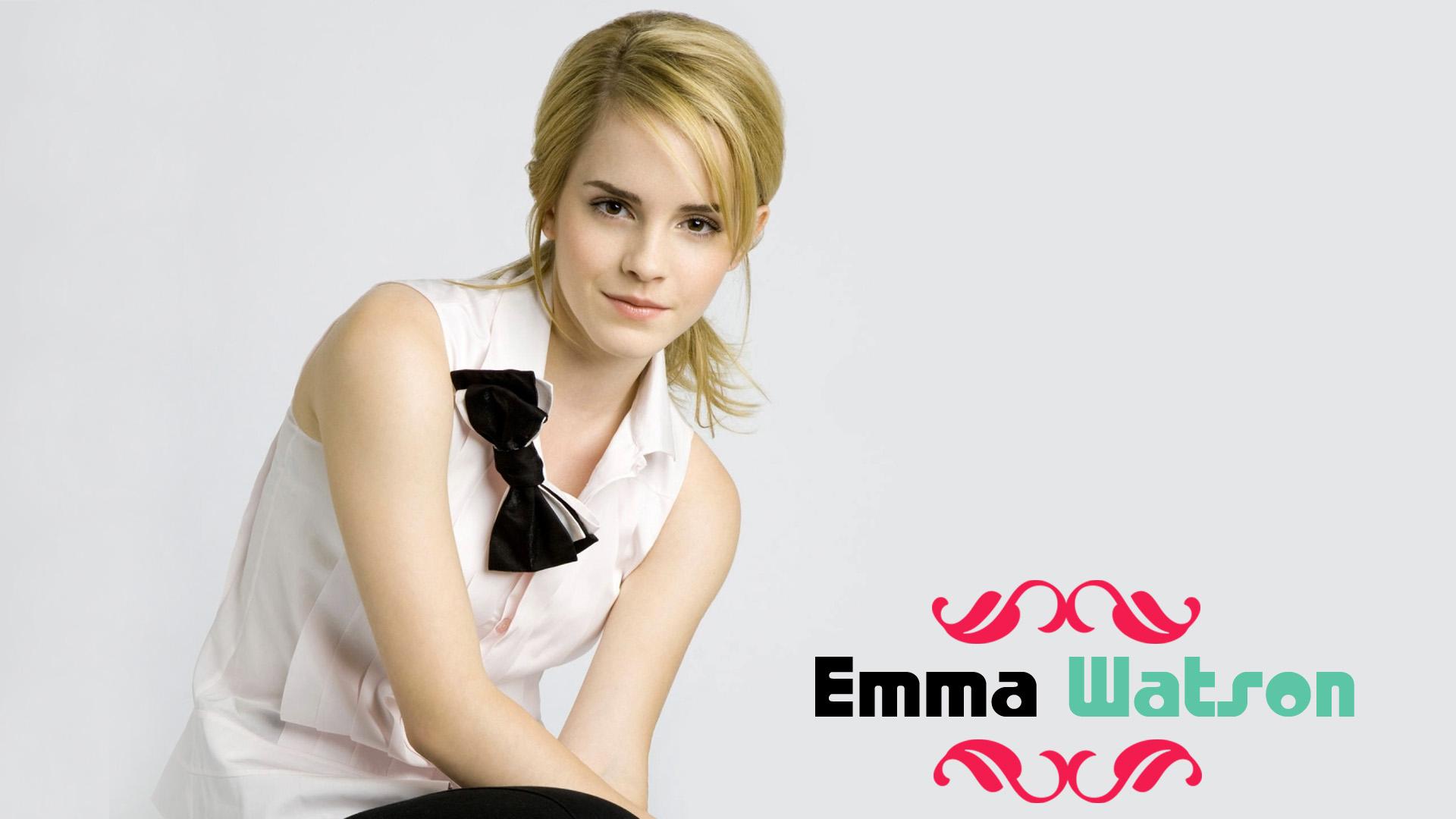 Emma Watson Pretty   Choice Wallpaper Choice Wallpaper 1920x1080