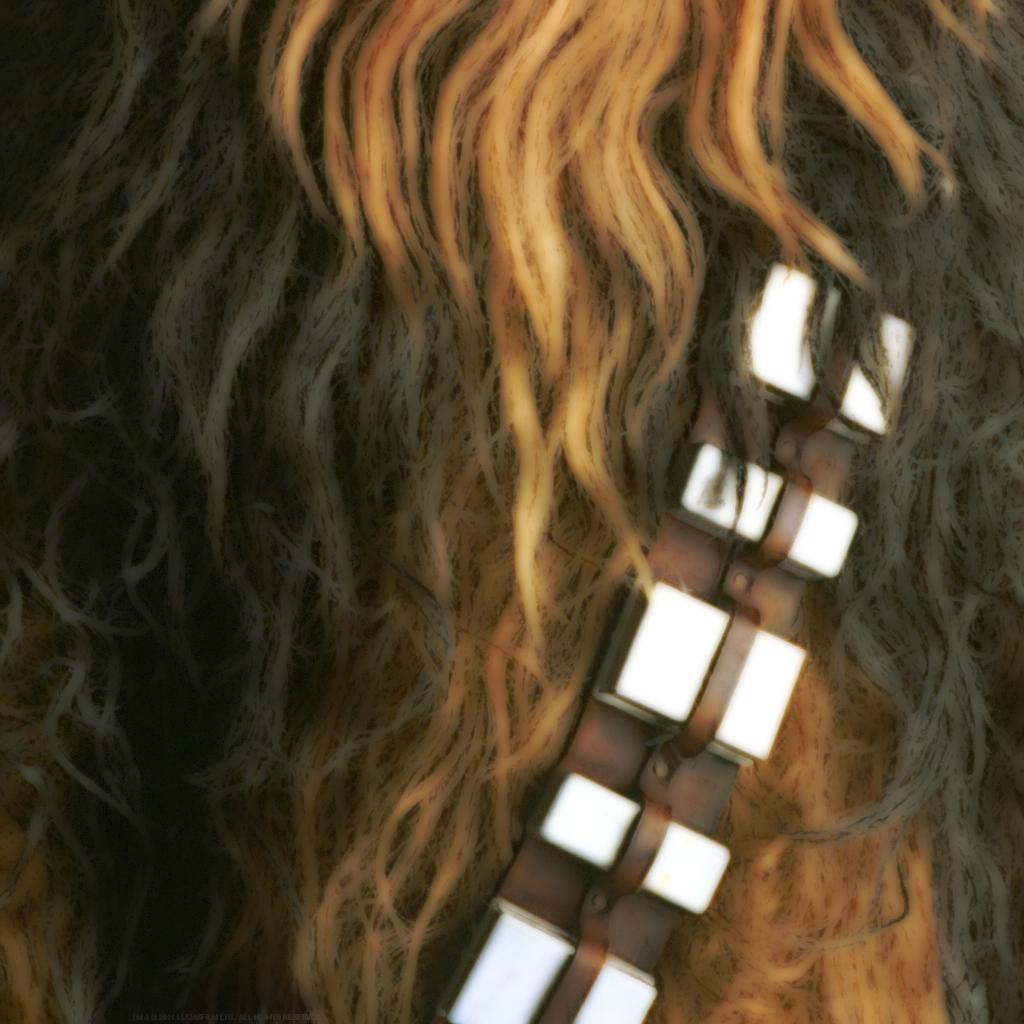 Beauty Re Rendered Star Wars iPad Wallpaper 1024x1024