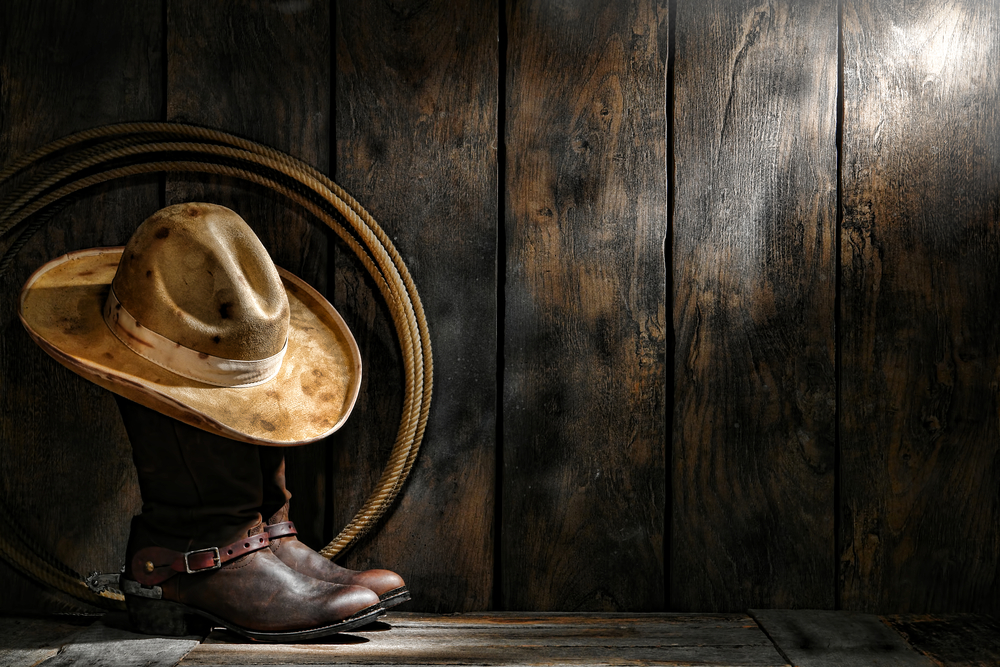 Western Cowboy Backgrounds for Pinterest 1000x667