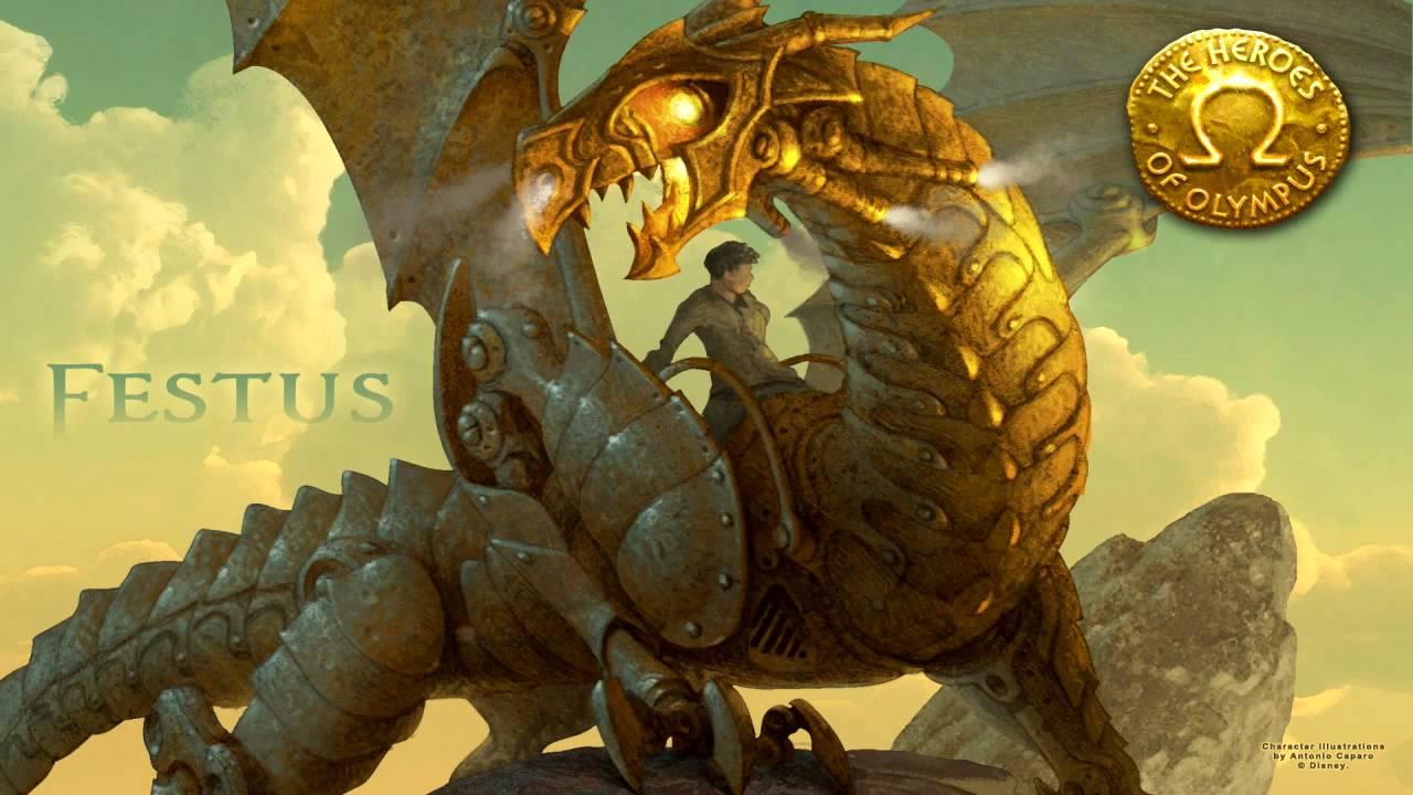 Heroes Of Olympus Book 1 The Lost Hero Wallpapers 1280x720
