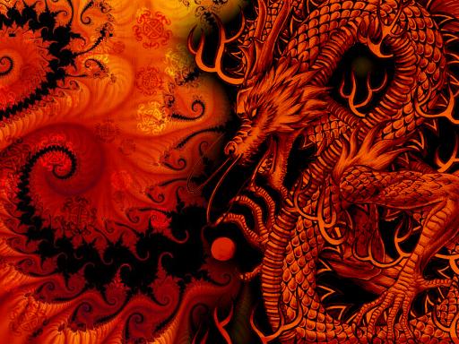 Wallpaper Pictures Dragon Wallpaper 512x384