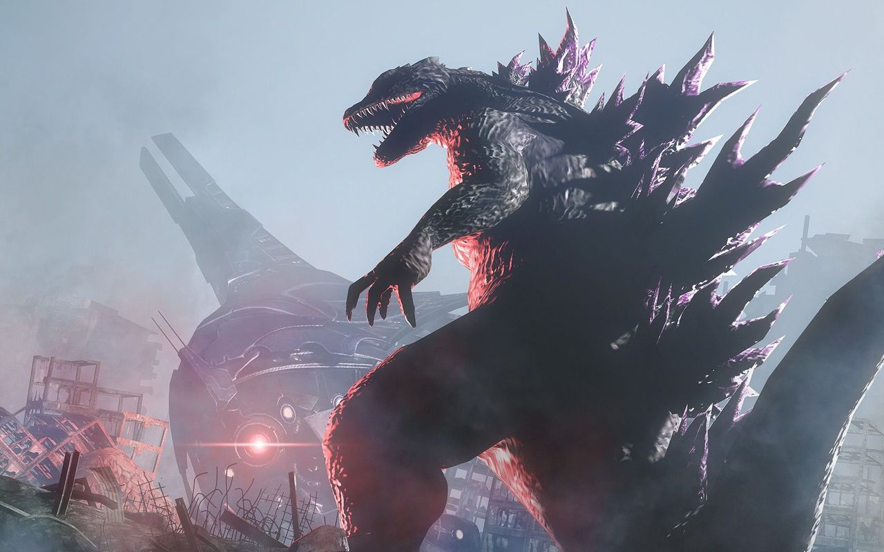 Godzilla wallpaper 15988 1280x800