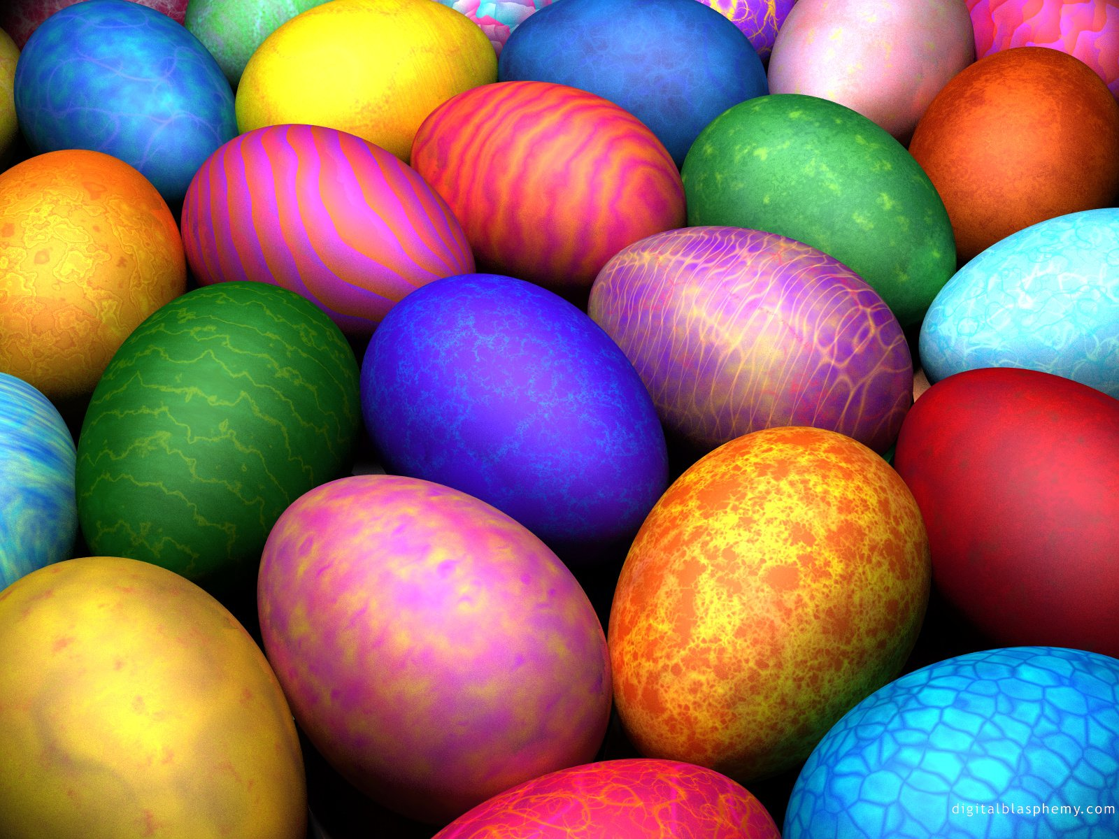 Easter Eggs Wallpapers   Wallpaper High Definition High Quality 1600x1200