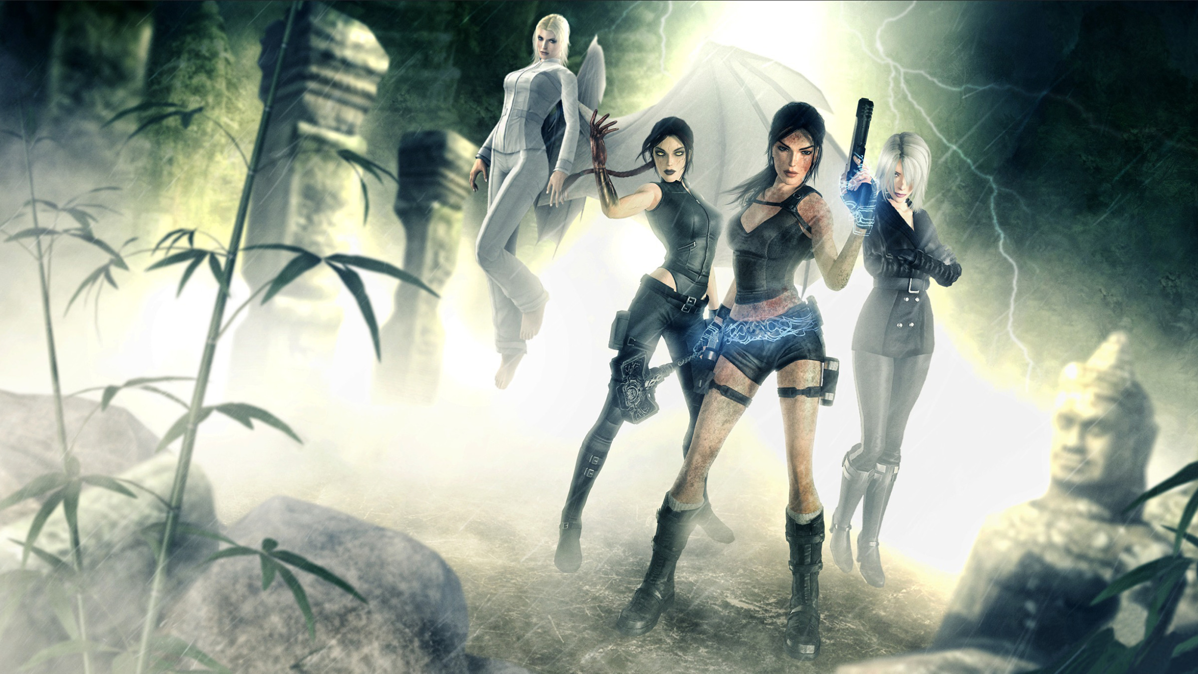 Free Download Lara Croft Tomb Raider Wallpapers And Background