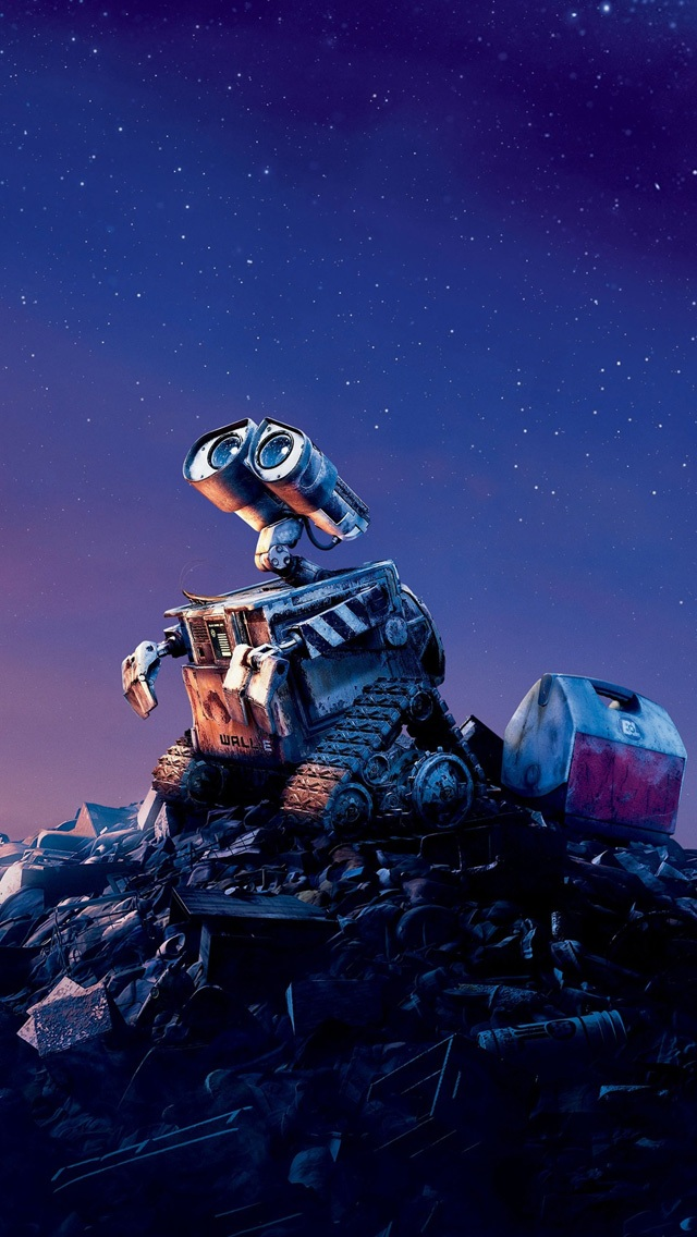 Cool robot iPhone 5 wallpapers Background and Wallpapers 640x1136