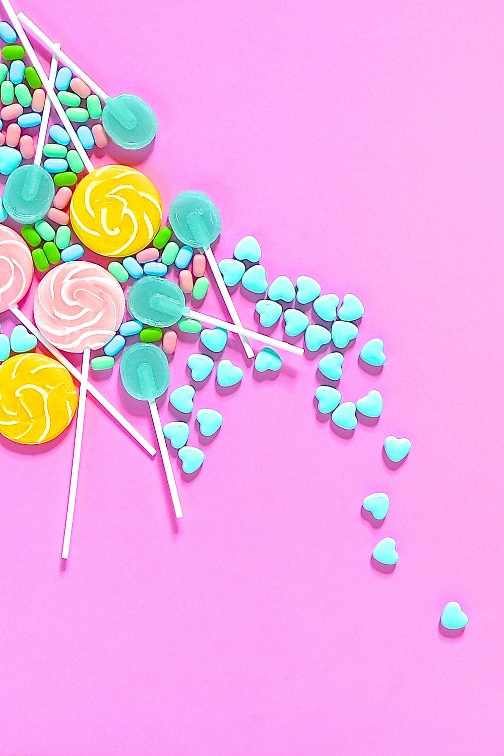 Sweet As Sugar  Wallpaper Download Violet Tinder Studios Candy 1000x1499