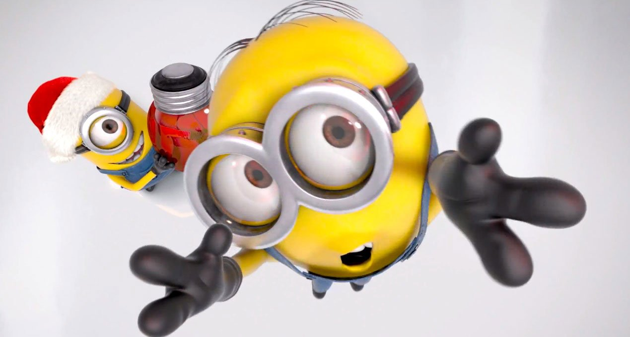 Cute Minion Wallpapers HD for Desktop 12 1269x679