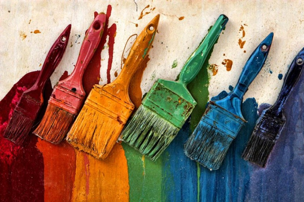 Abstract Brush And Paint Wallpaper Download Wallpaper with 1020x679 1020x679