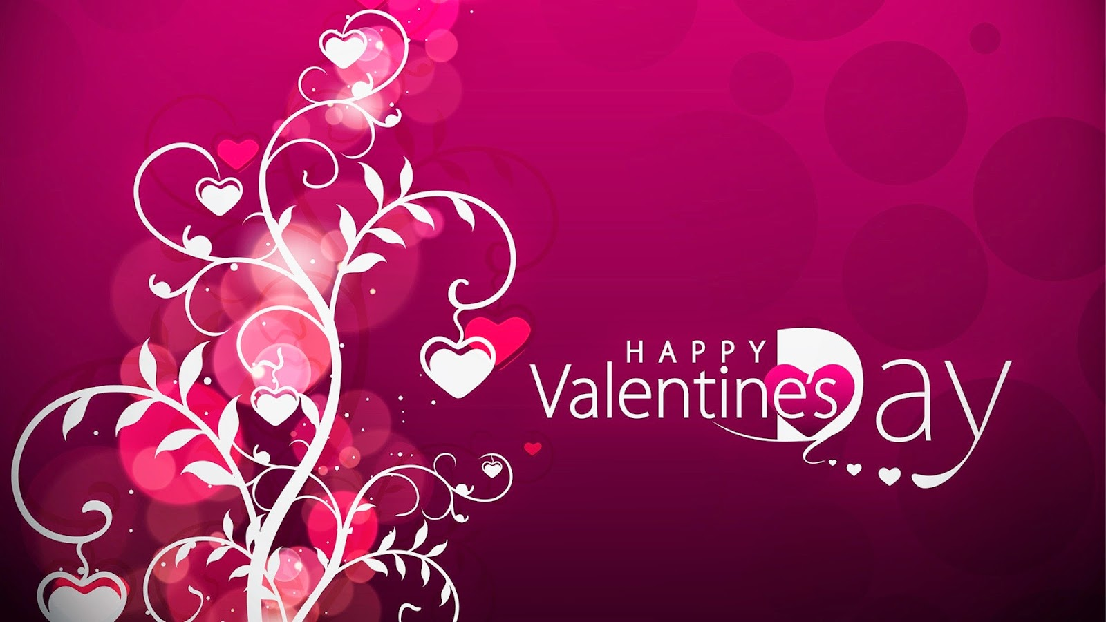 15 New Valentines Day Desktop Wallpapers for 2015   Brand 1600x900
