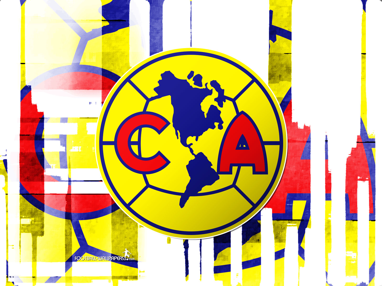 Club America Wallpaper 1 Football Wallpapers and Videos 1600x1200