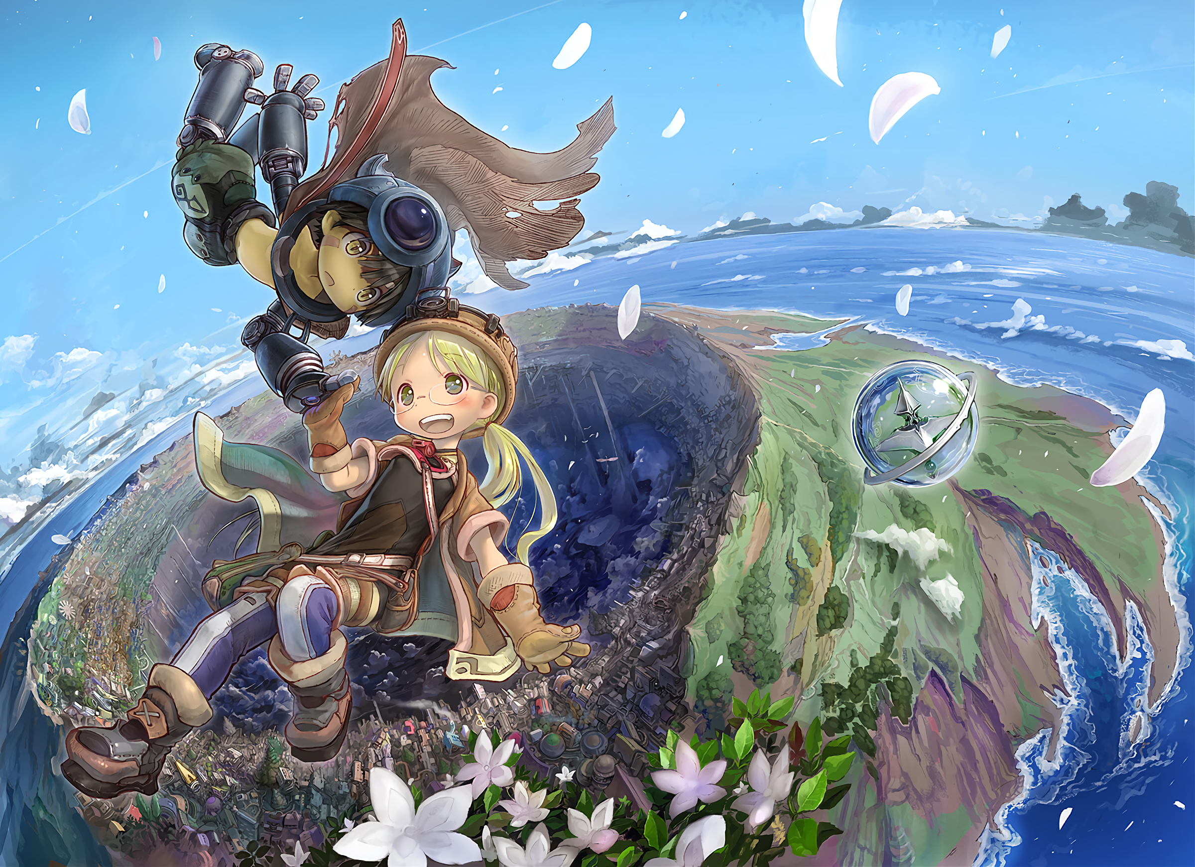 Made In Abyss HD Wallpaper Background Image 2400x1742 ID 2400x1742