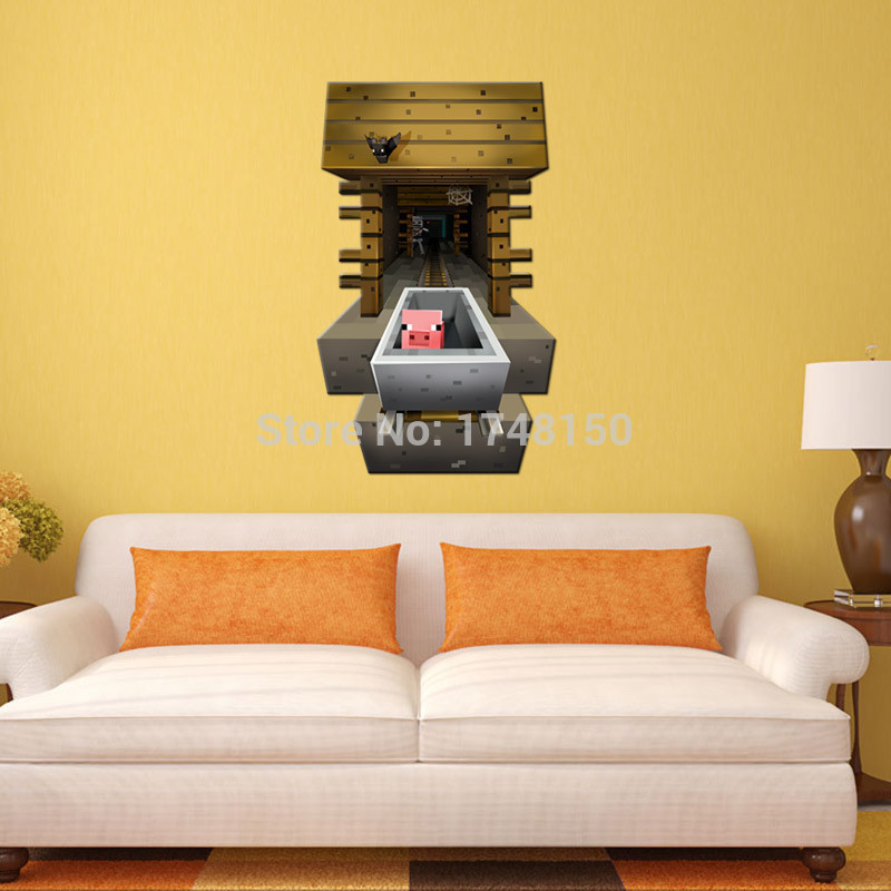 on Minecraft Wall Decor  Online ShoppingBuy Low Price Minecraft 800x800