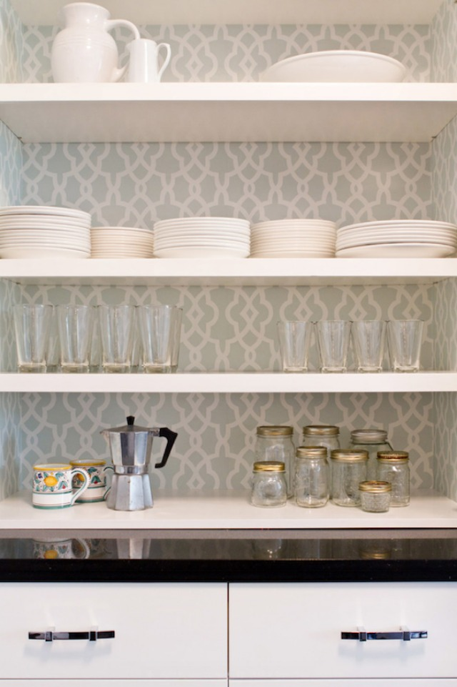 Ways To Disguise Horrible Ugly Kitchen Cupboards yesandyesorg 640x961