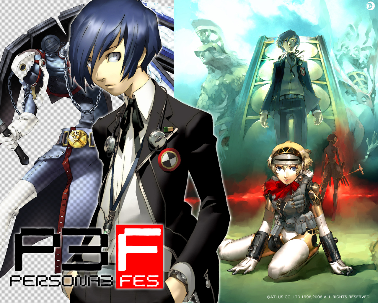 Free Download Download Image Persona 3 Fes Pc Android Iphone