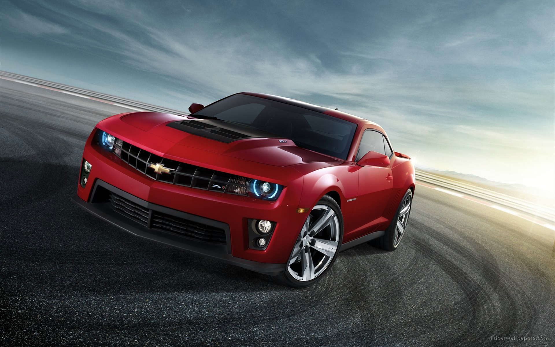 2012 Chevrolet Camaro ZL1 Wallpaper in 1920x1200 Resolution 1920x1200