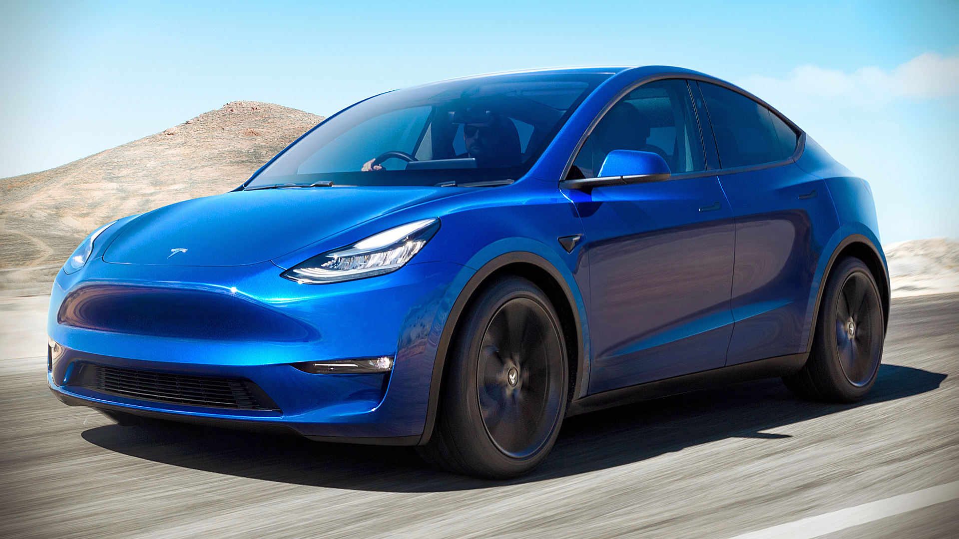 2021 Tesla Model Y Specs Wallpaper 1920x1080