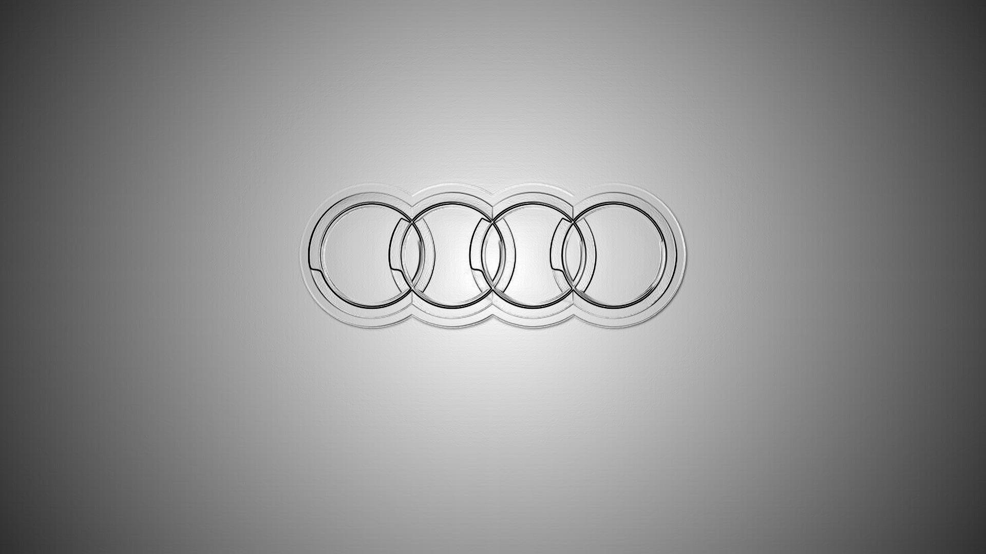 15301 Audi Logo Full HD Wallpaper 19201080 1920x1080