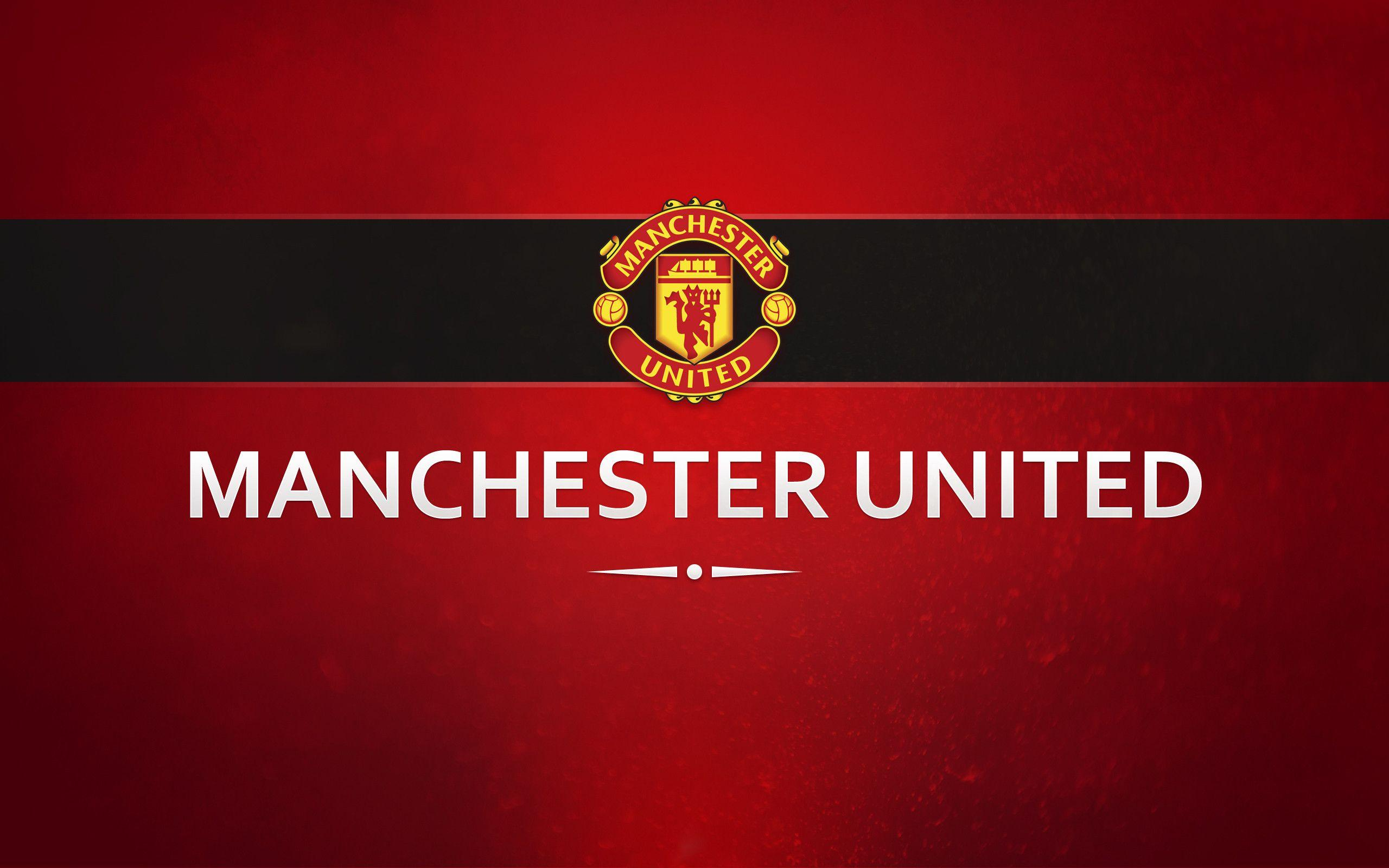 Manchester United Logo Wallpapers HD 2015 2560x1600