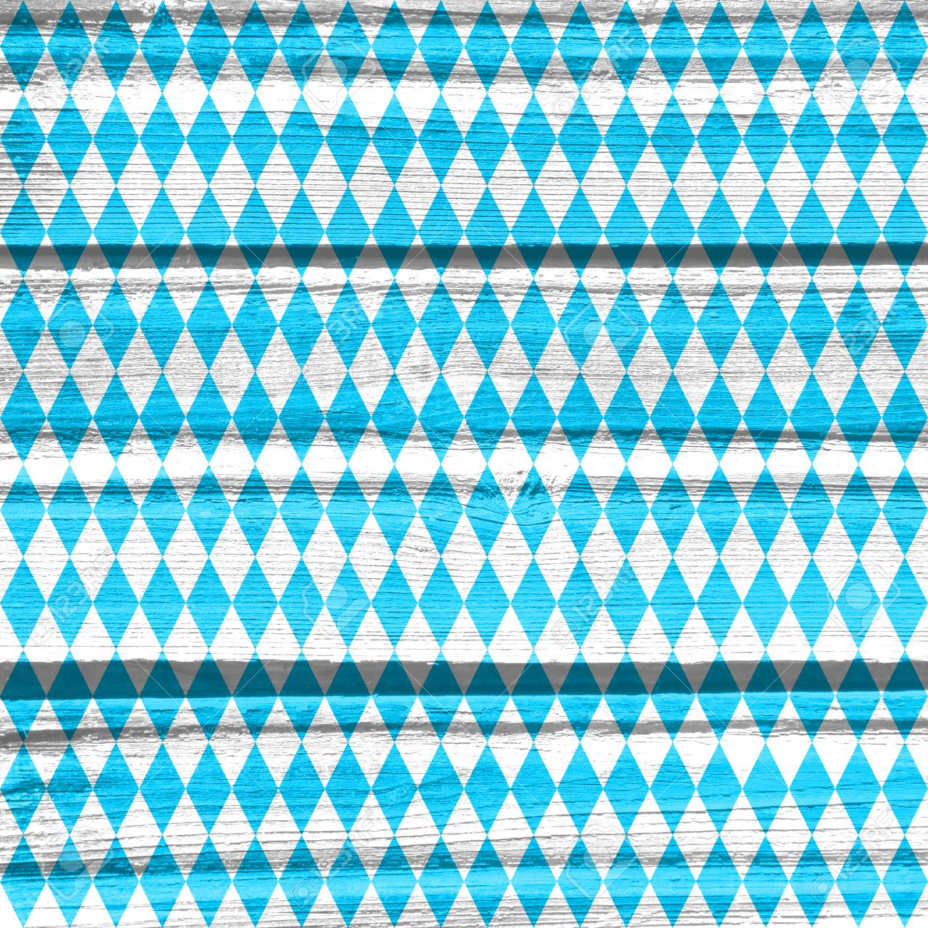 Oktoberfest Bavarian Traditional Blue And Rhombus Background 1300x1300