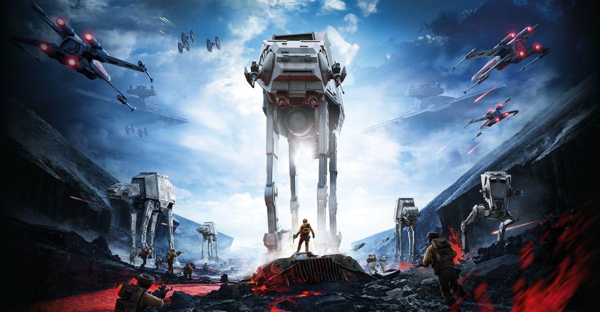 46 Star Wars Battlefront 2015 Wallpaper On Wallpapersafari
