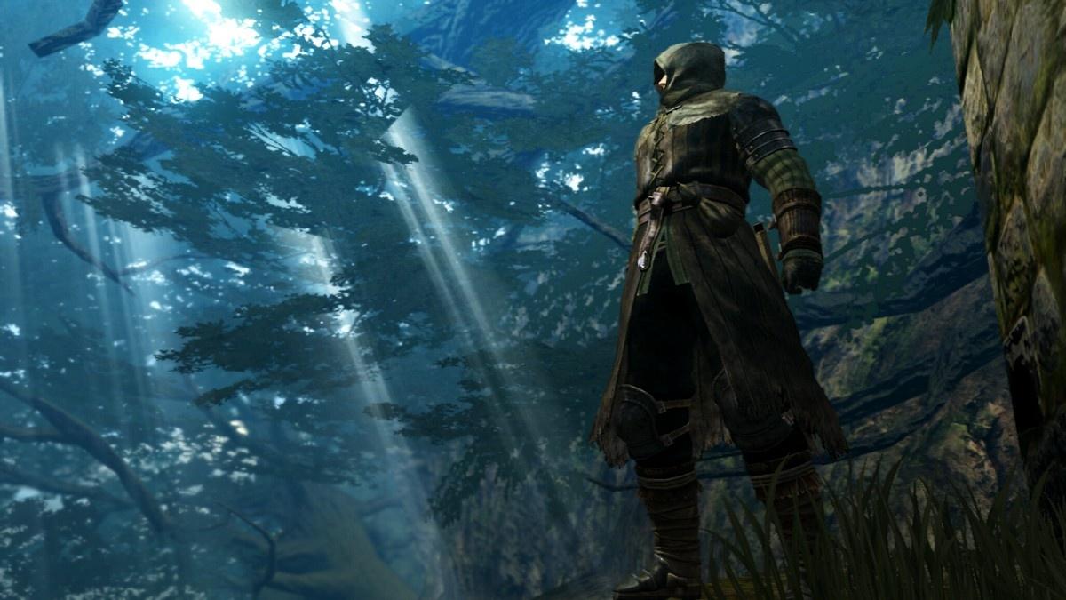 Disfruten los fondos de pantallas de Dark Souls 1200x675