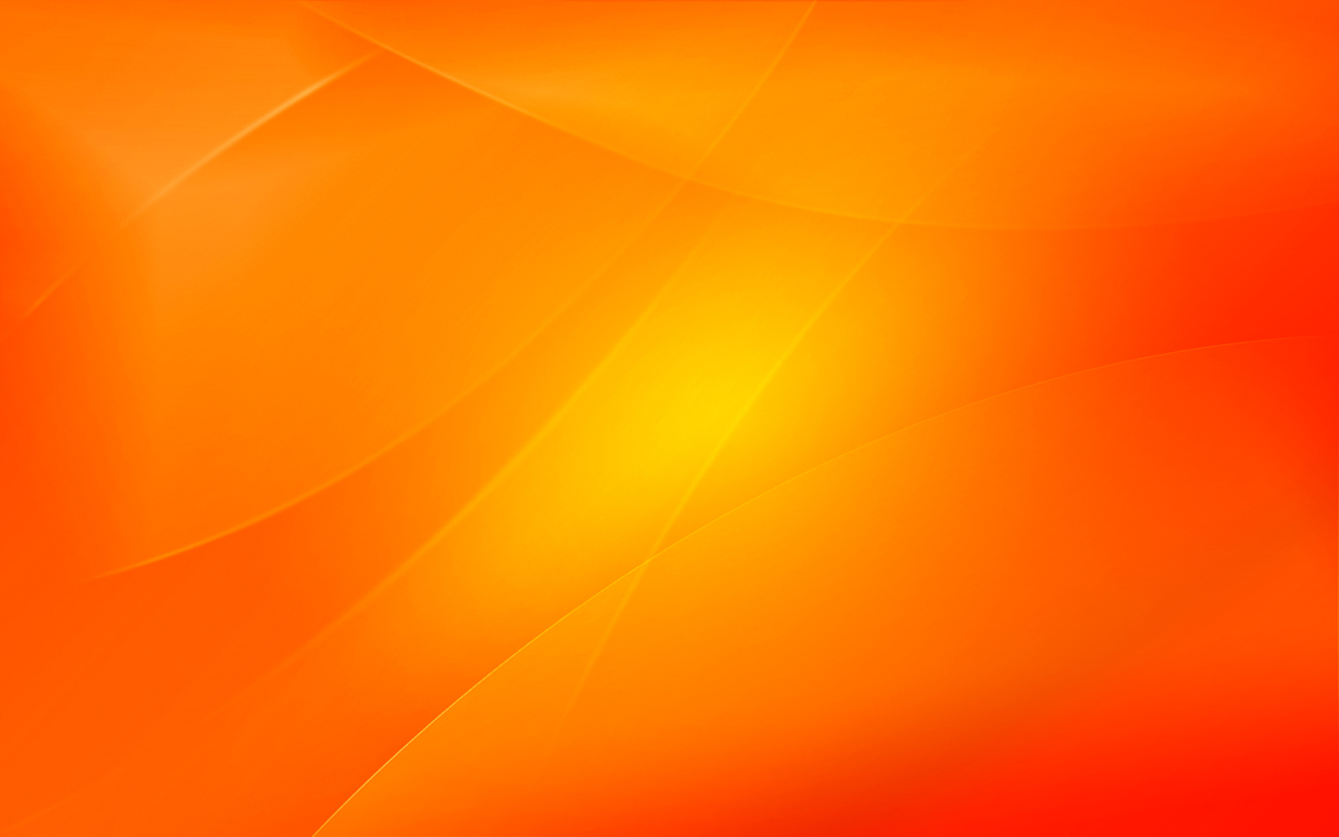 Orange Wallpaper Background 1920x1200