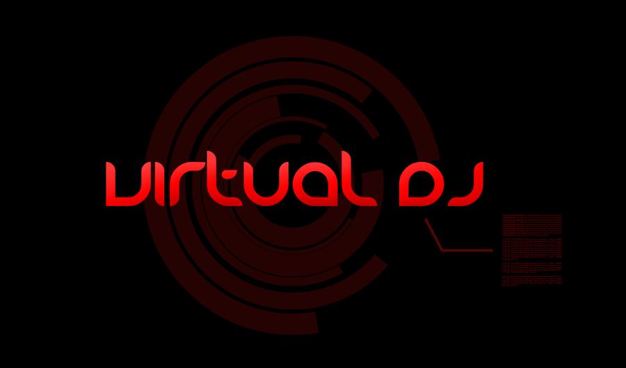 Virtual Dj Logo Wallpaper Virtual dj by kaptoriasgfx 900x529