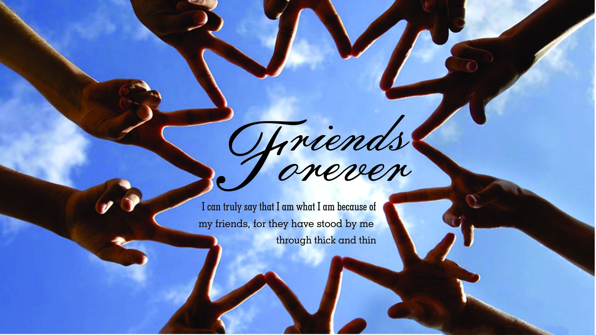 Download Best Friends Forever Backgrounds 1924x1083